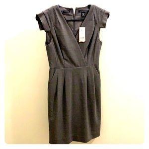 Banana Republic Grey Dress- new with tags